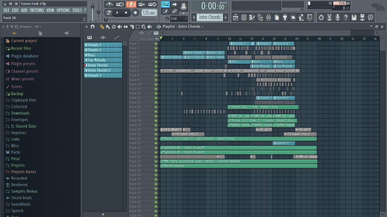 [FL Studio Template] Future Funk Project 2 (+FLP)
