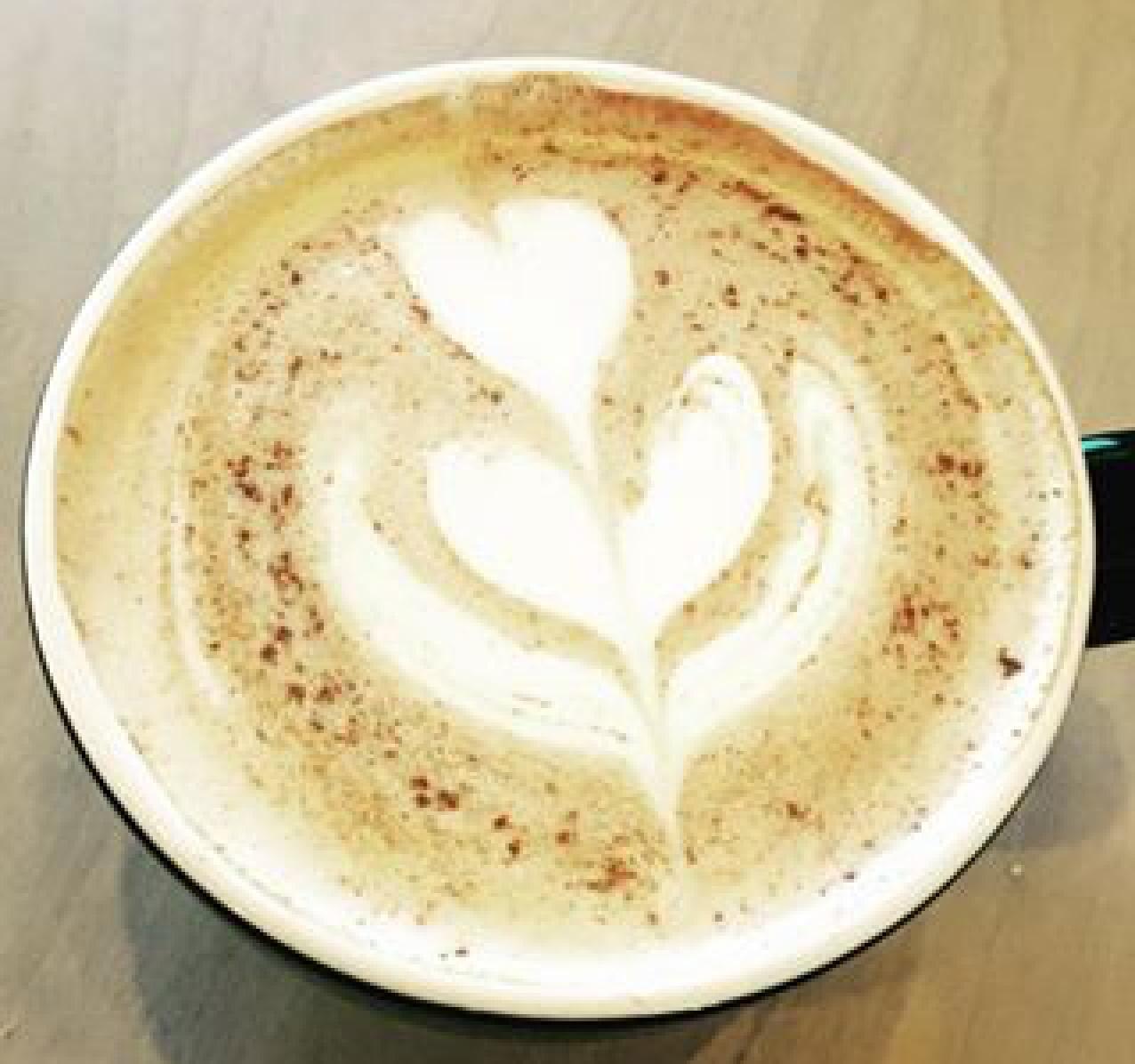 Blonde Coffee