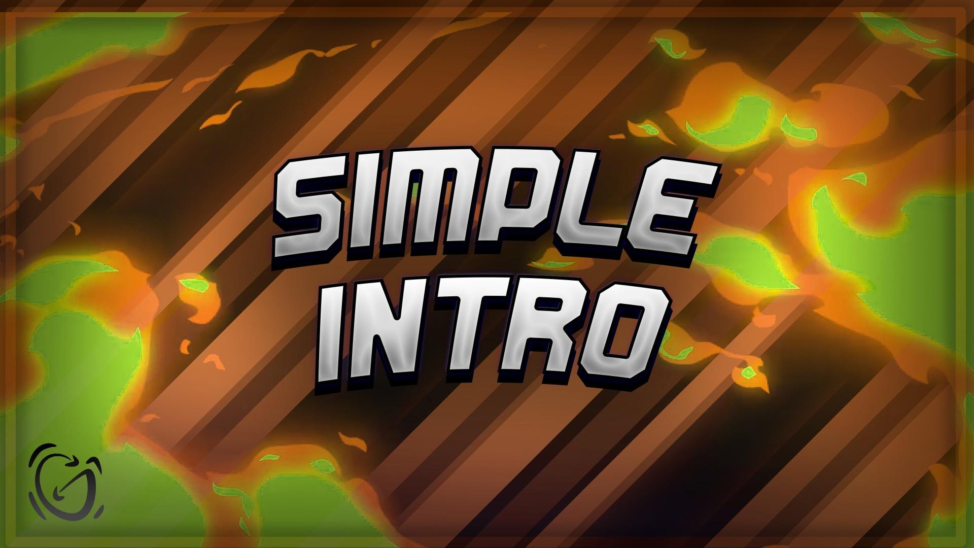 Simple 2D Intro