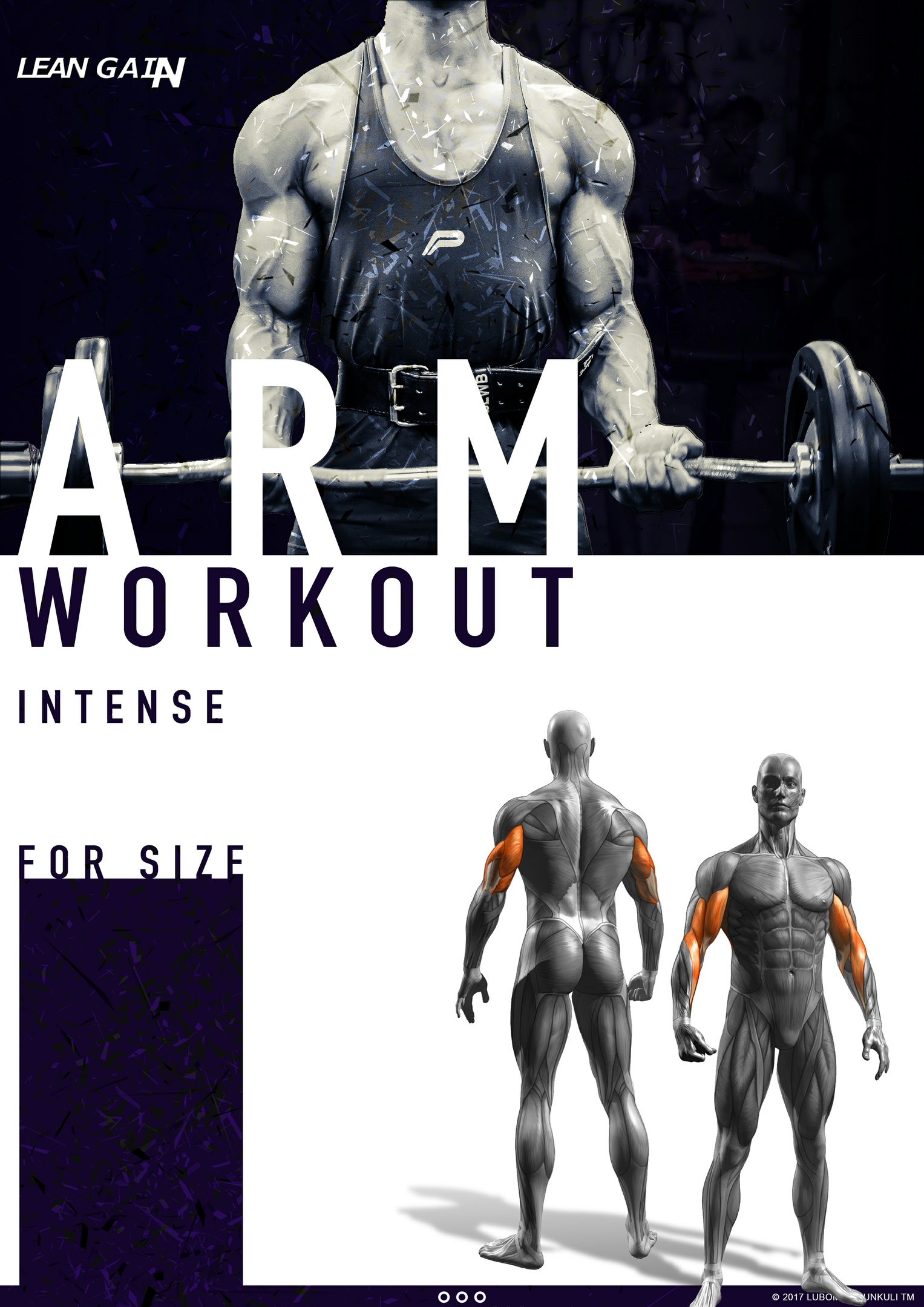 COMPLETE ARM WORKOUT FOR MASS