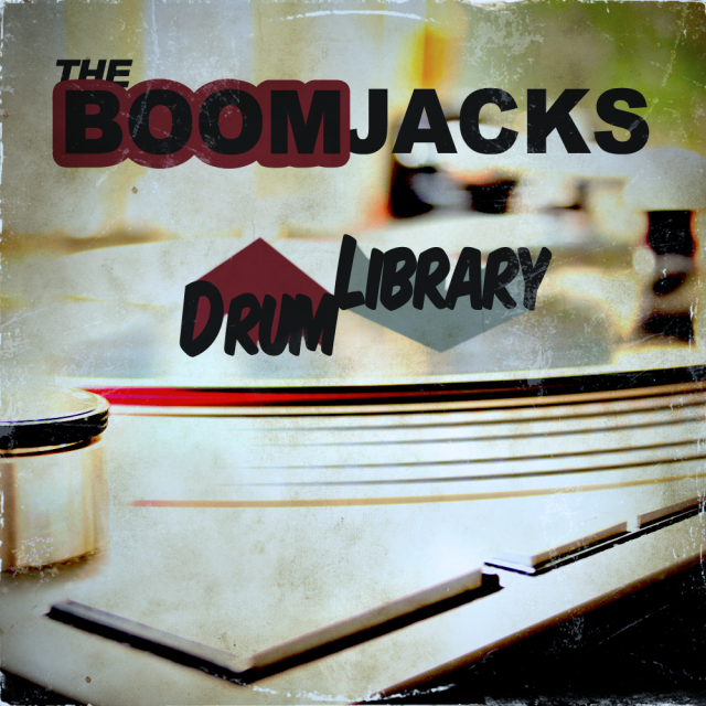 The Boomjacks Drum Library
