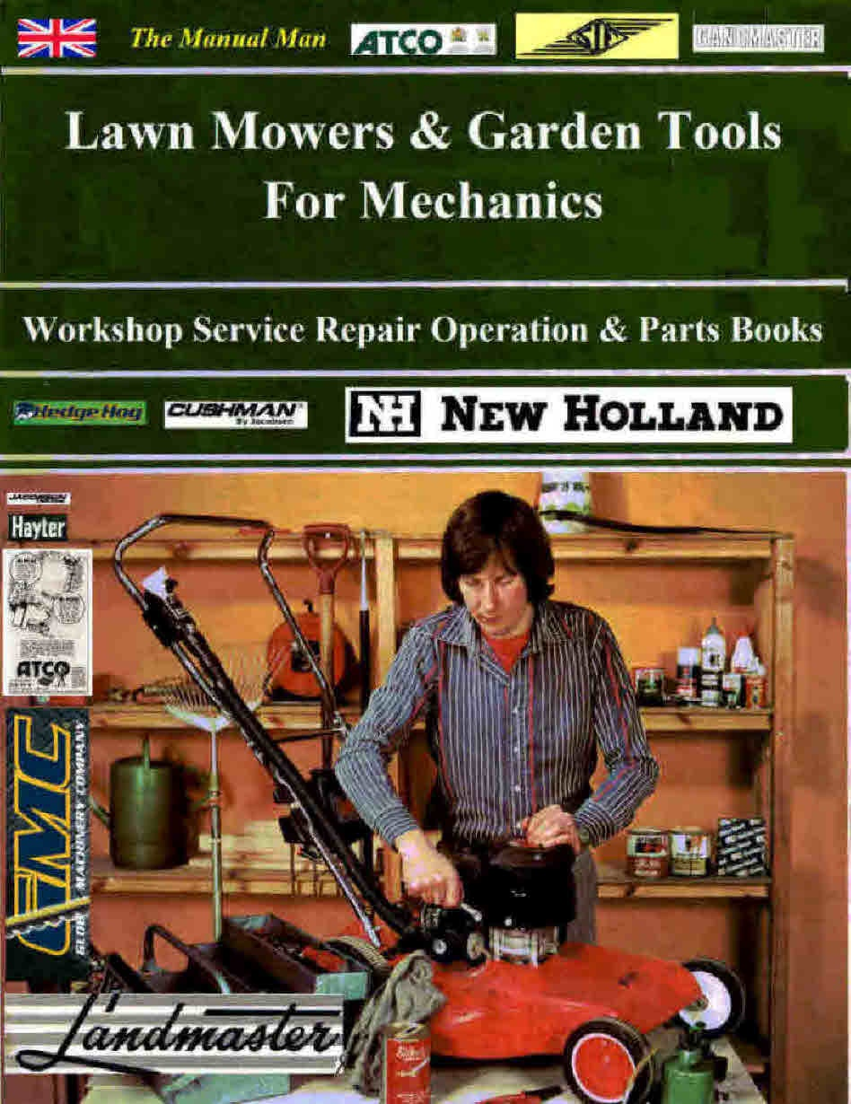 Array - lawn mower and garden tools manuals for mechanics  rh   sellfy com