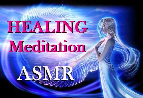 [ASMR] Healing Meditation: Heal the Body and Mind {Sticky Tape Sounds]