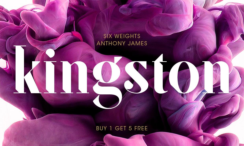 SF Kingston | Font Family