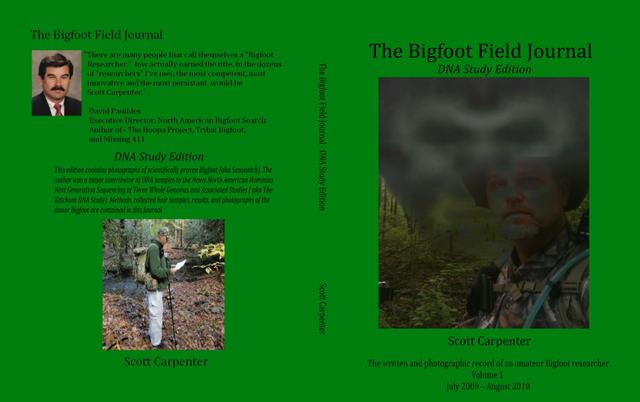 The Bigfoot Field Journal