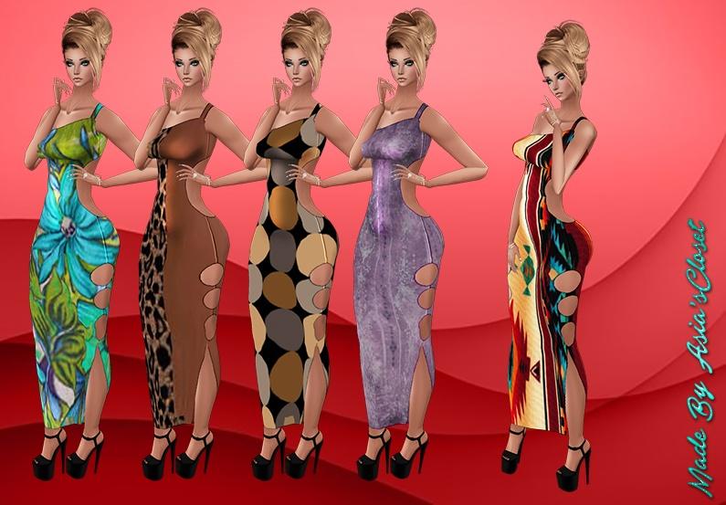 Messy Dresses