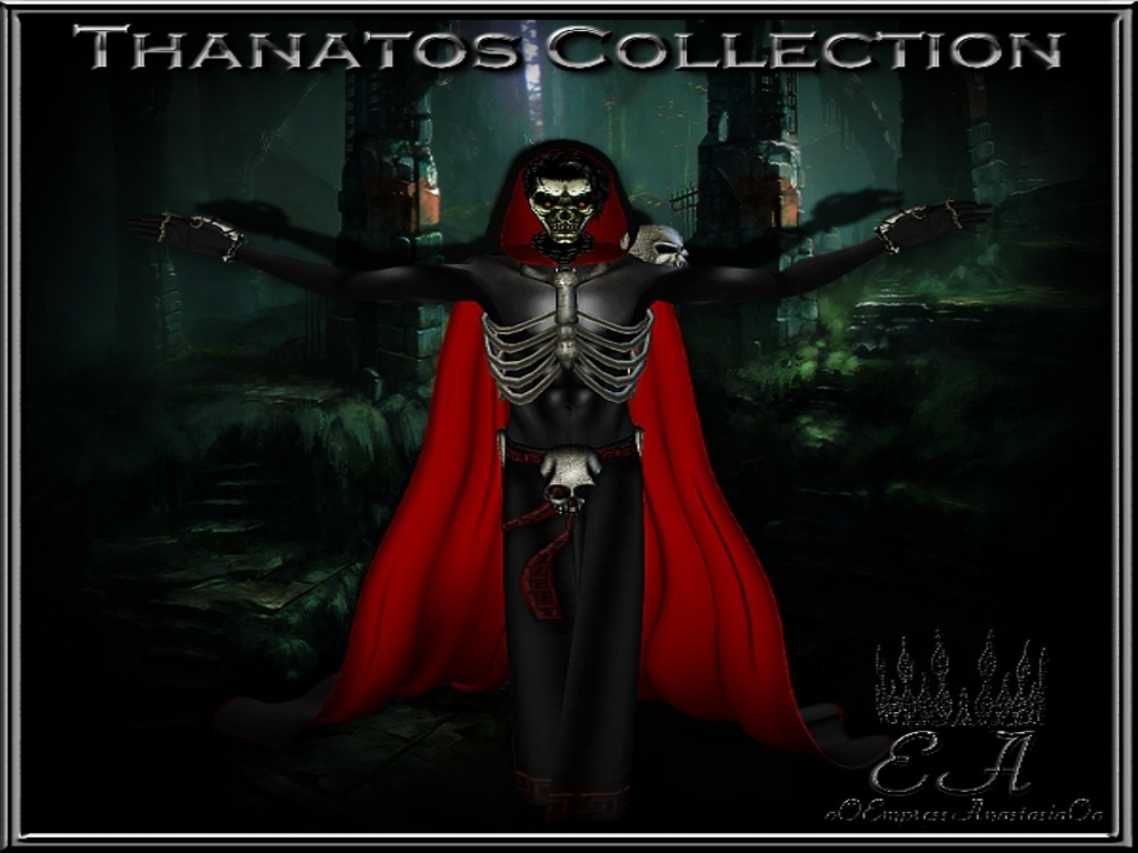 The Thanatos Collection EXCLUSIVE!!! SOLD TO ONLY 3 People!!!  Catty Only!!!!!