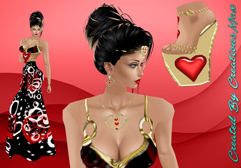 Valentine's Gold Bundle Catalog Only!!!!!