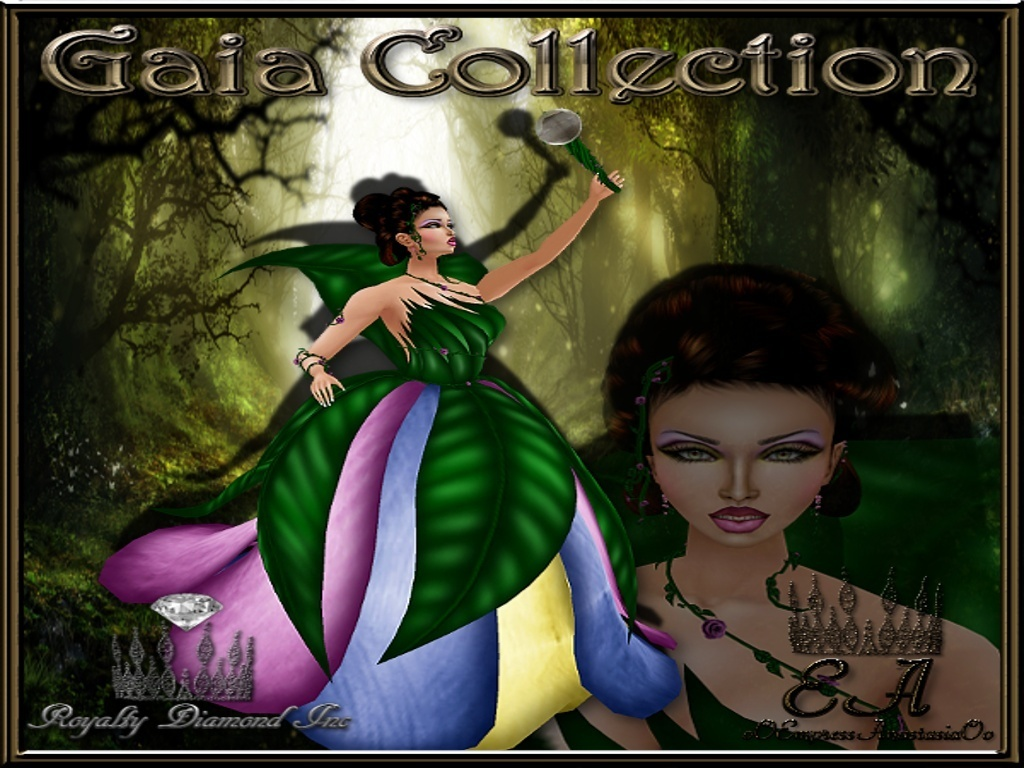 The Gaia Collection EXCLUSIVE!!! SOLD TO ONLY 3 People!!!  Catty Only!!!!