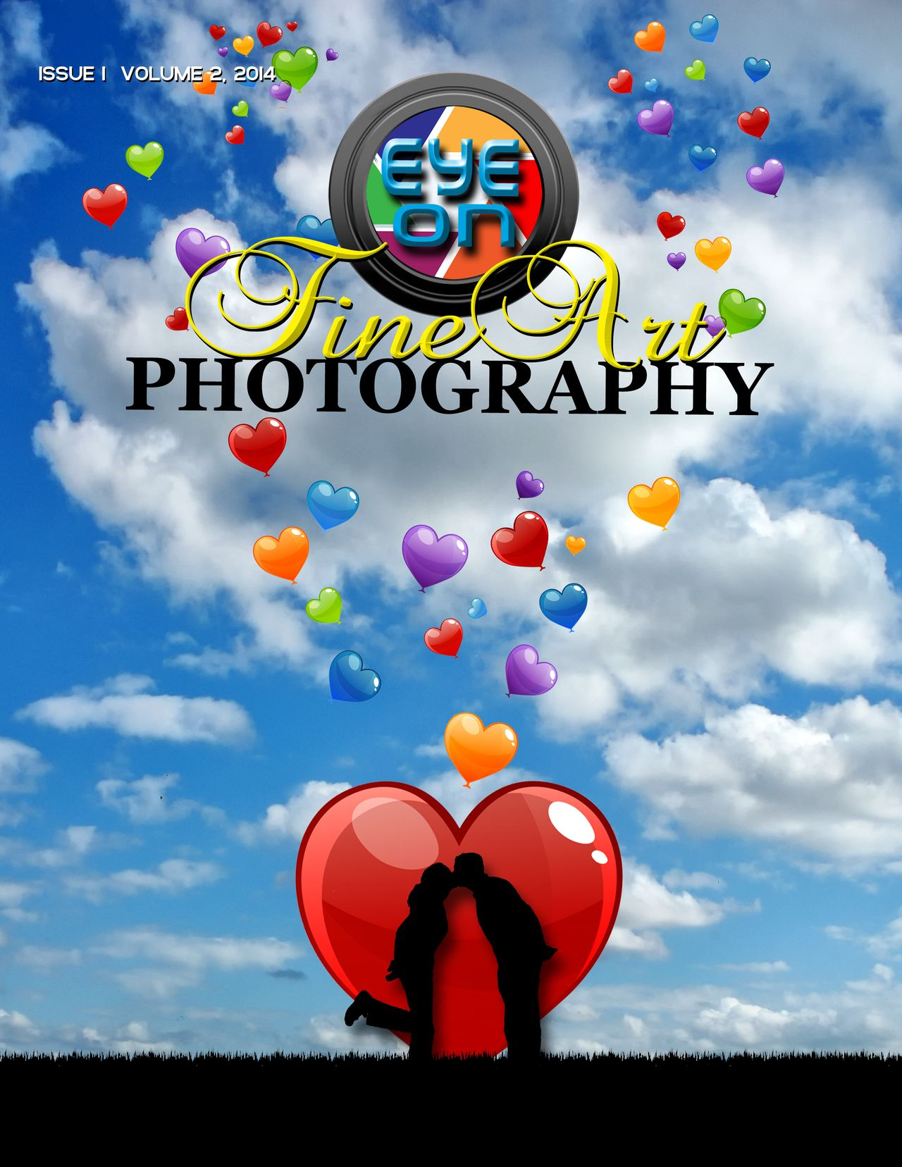 Eye on Fine Art Photography Issue 1 Volume 2
