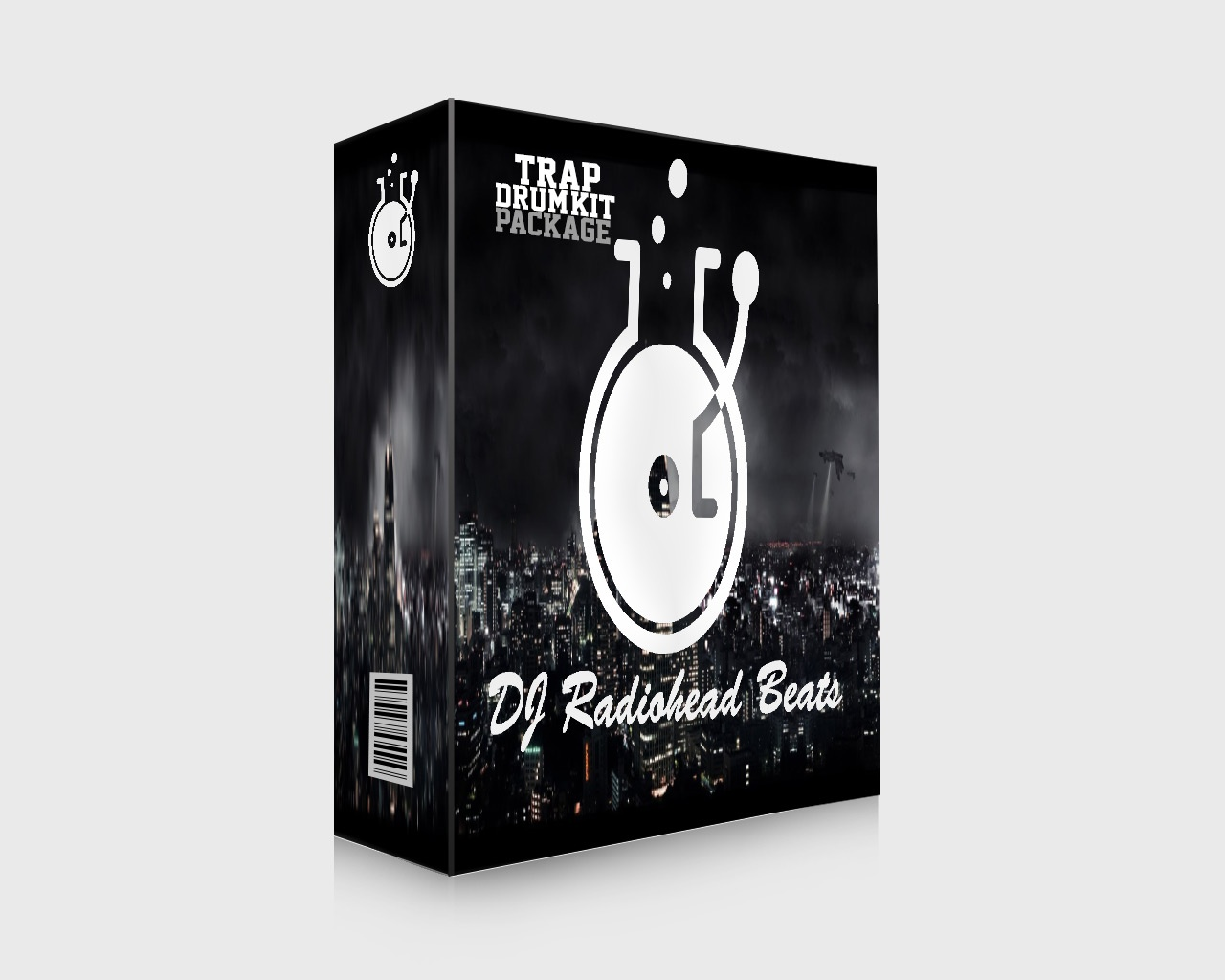 Official Trap Drumkit Package