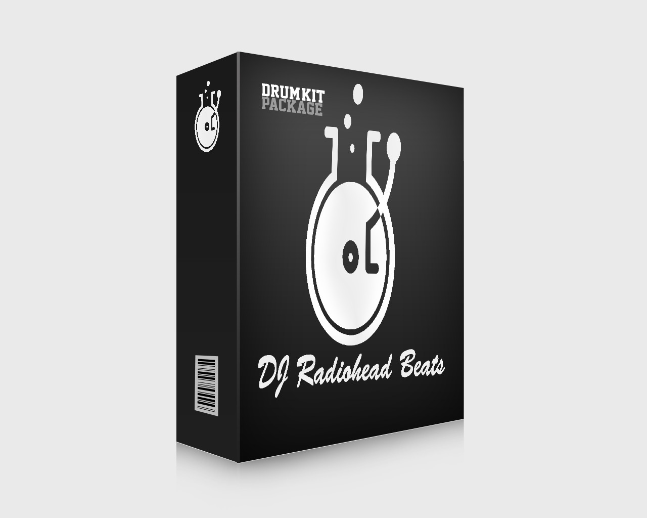 Official HipHop Drum Kit Package