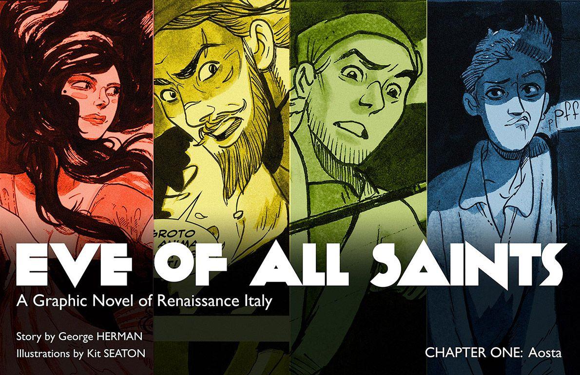 Eve of All Saints 1 Aosta