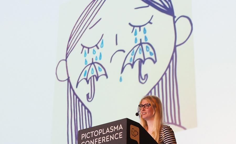 PictoTalks: Cécile Dormeau