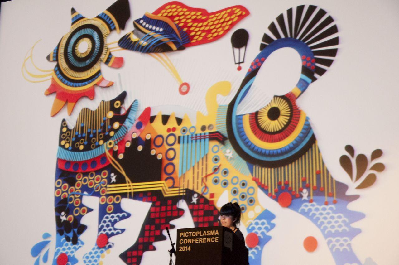 PictoTalks: Diana Beltran Herrara