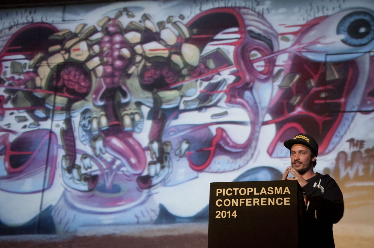 PictoTalks: Nychos