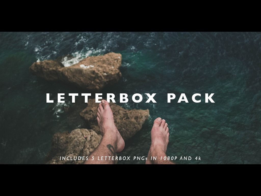 Free LETTERBOX Pack