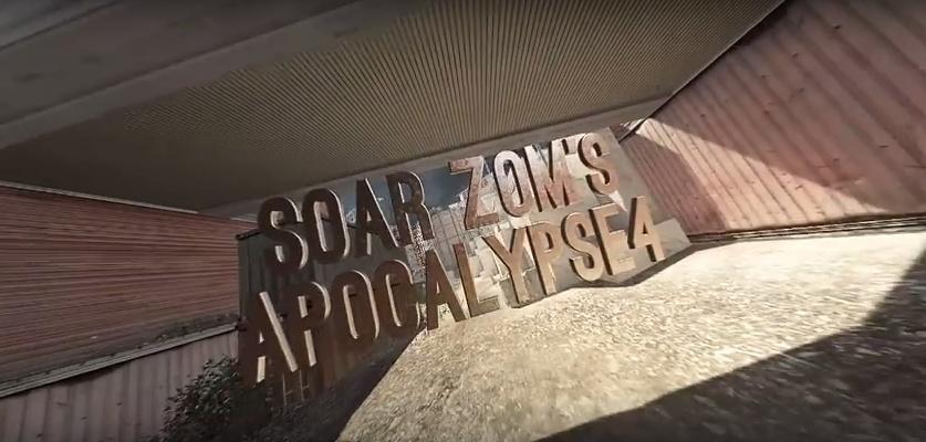 SoaR Zom - Apocalypse Day 4 .aep