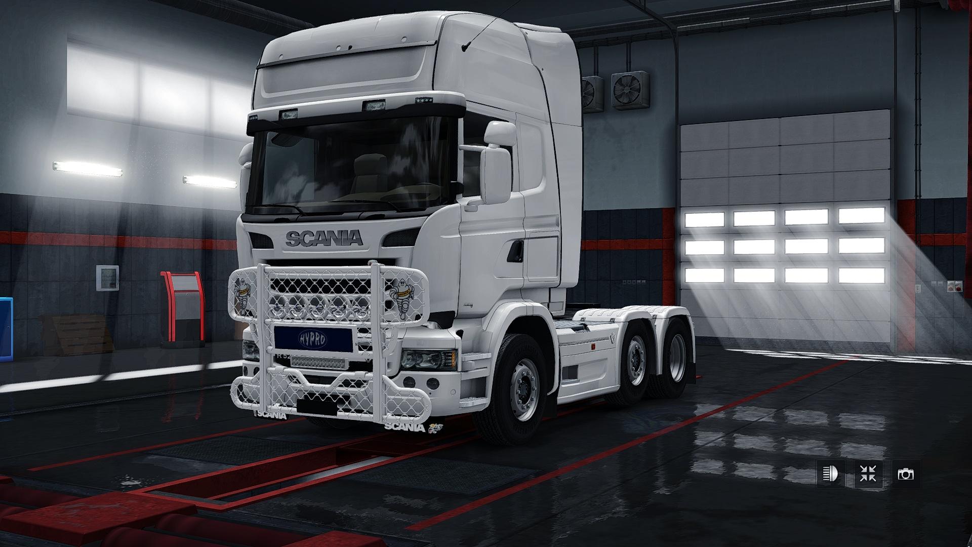 [ETS2 - ADDON] Bullbar Hypro Scania NextGen