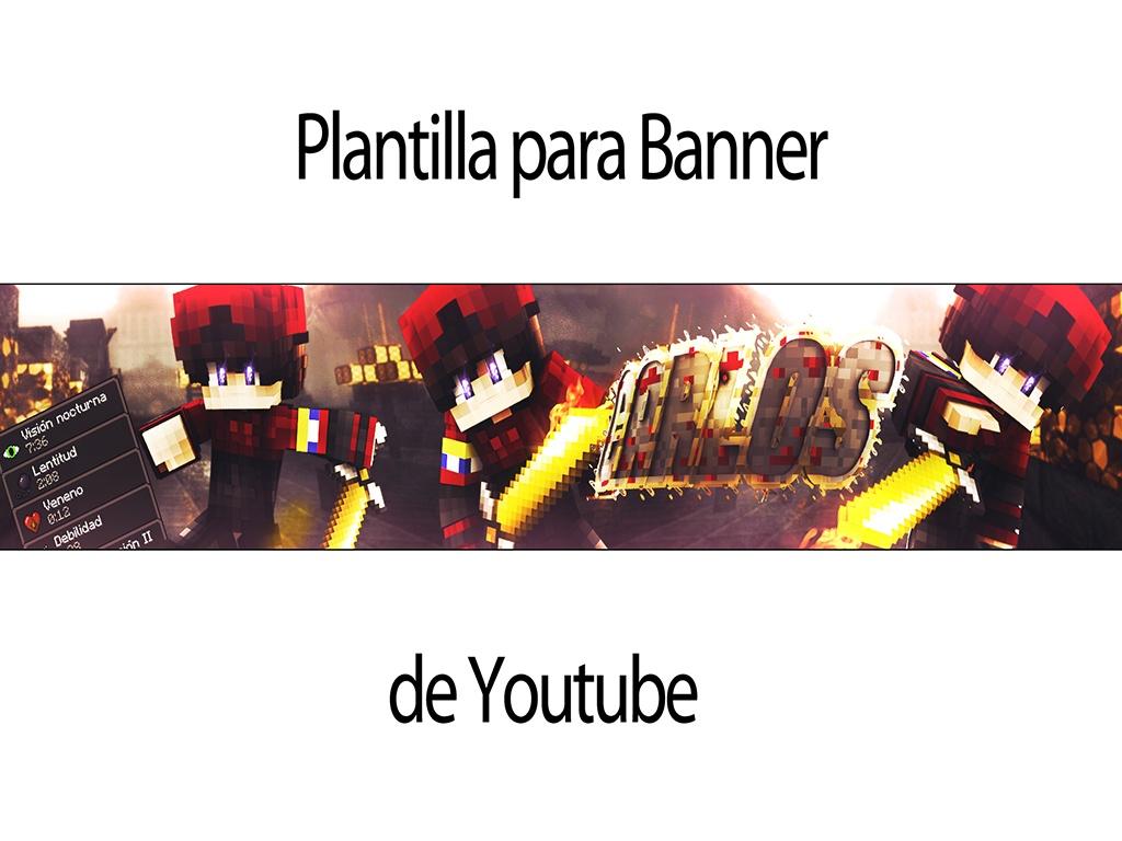 Banner De Minecraft