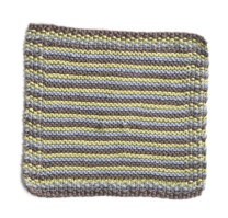 Shell Beach Washcloth