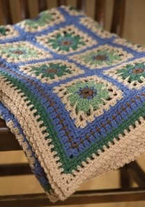 Granny's Restful Throw