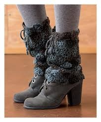 Pebbles Beach Boot Warmers