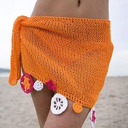 Knitted Sarong