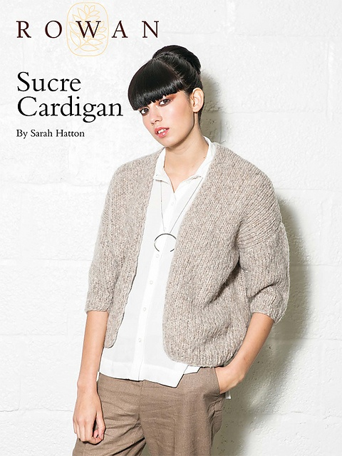Brushed Fleece Cardi