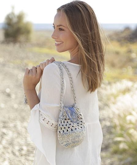 Crochet Sack