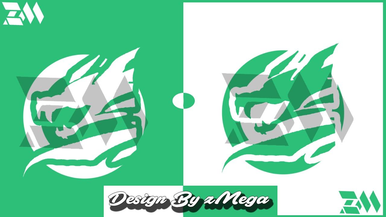 LogoType Dragon By zMega