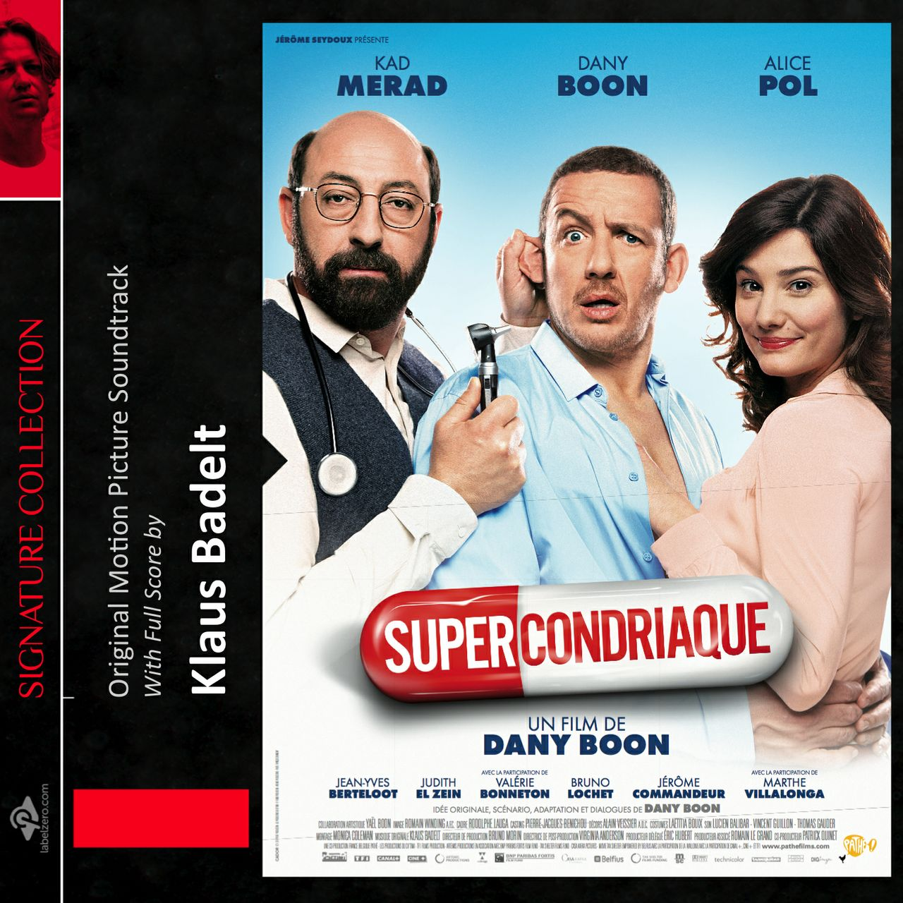 Supercondriaque (Original Score) - Conductor Score