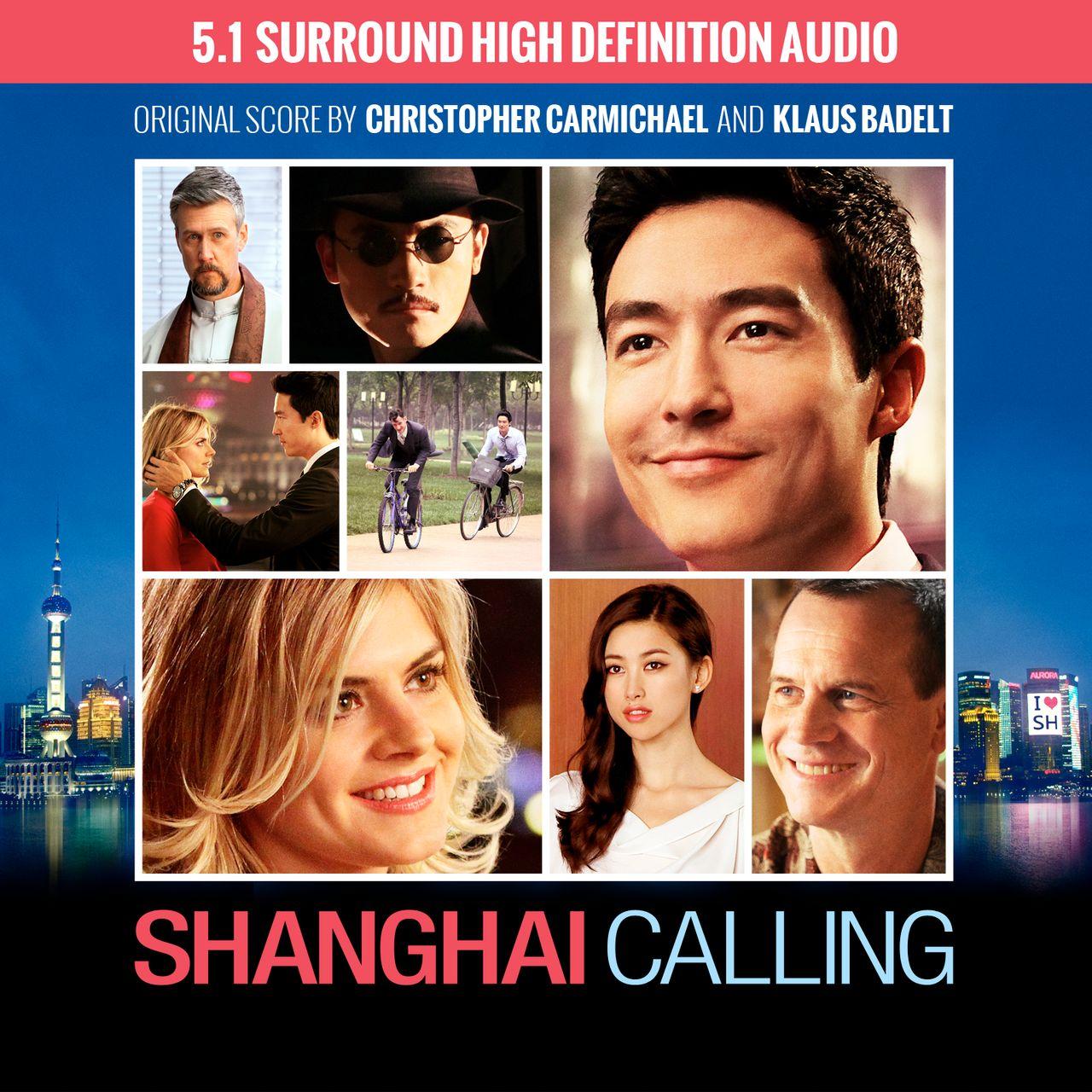 Shanghai Calling (Original Score) - FLAC Surround 24 Bit