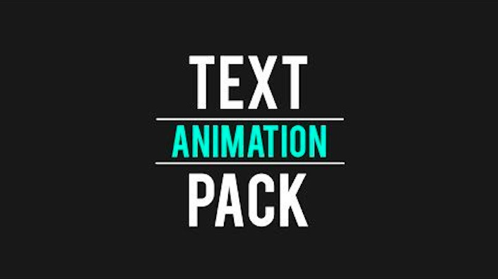 Text Animation Pack