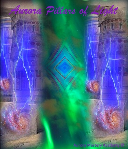 Aurora Pillars of Light: Frequency Folder (MP3 & PDF)