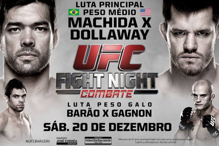 UFC Fight Night 58 Paid Betting Tips