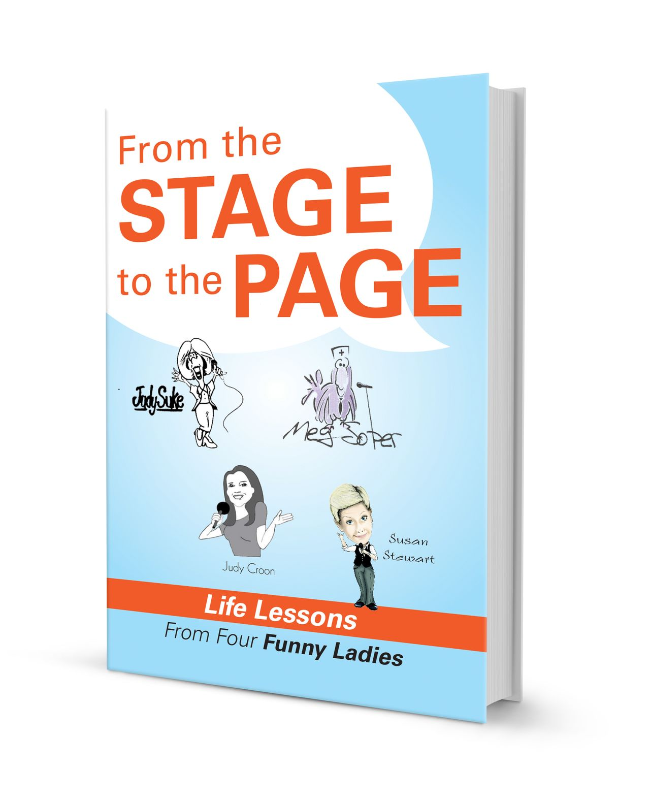 From The Stage To The Page E-Book For Apple Devices (iPad, iPod, iPhone)
