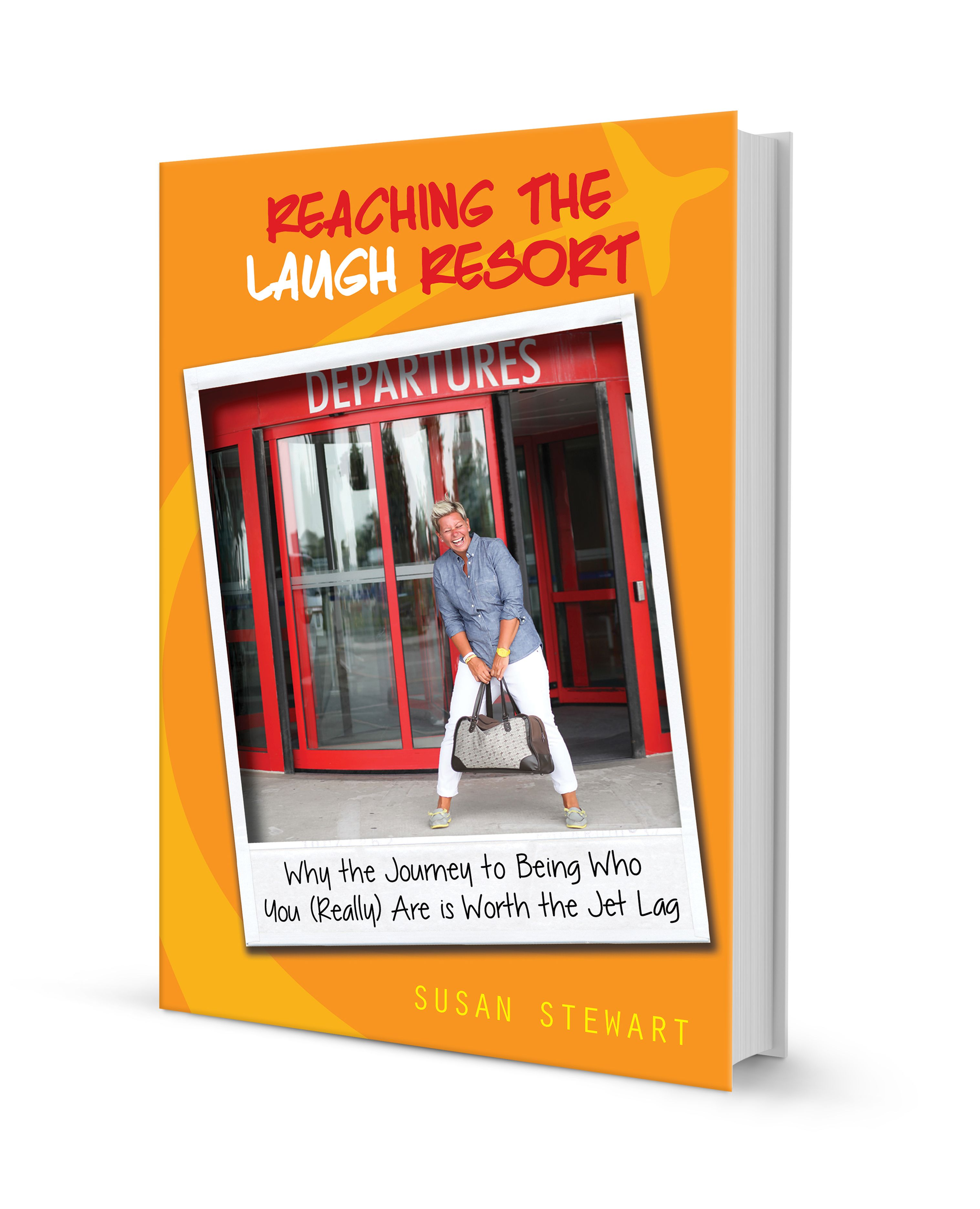 Reaching The Laugh Resort E-book For Apple, Nook, & Kobo