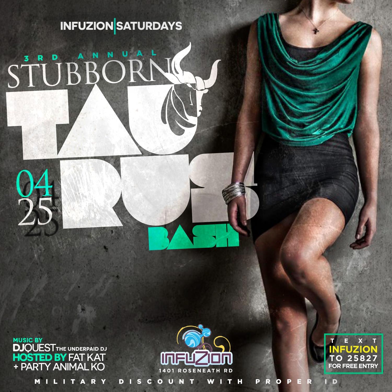 Stubborn Taurus