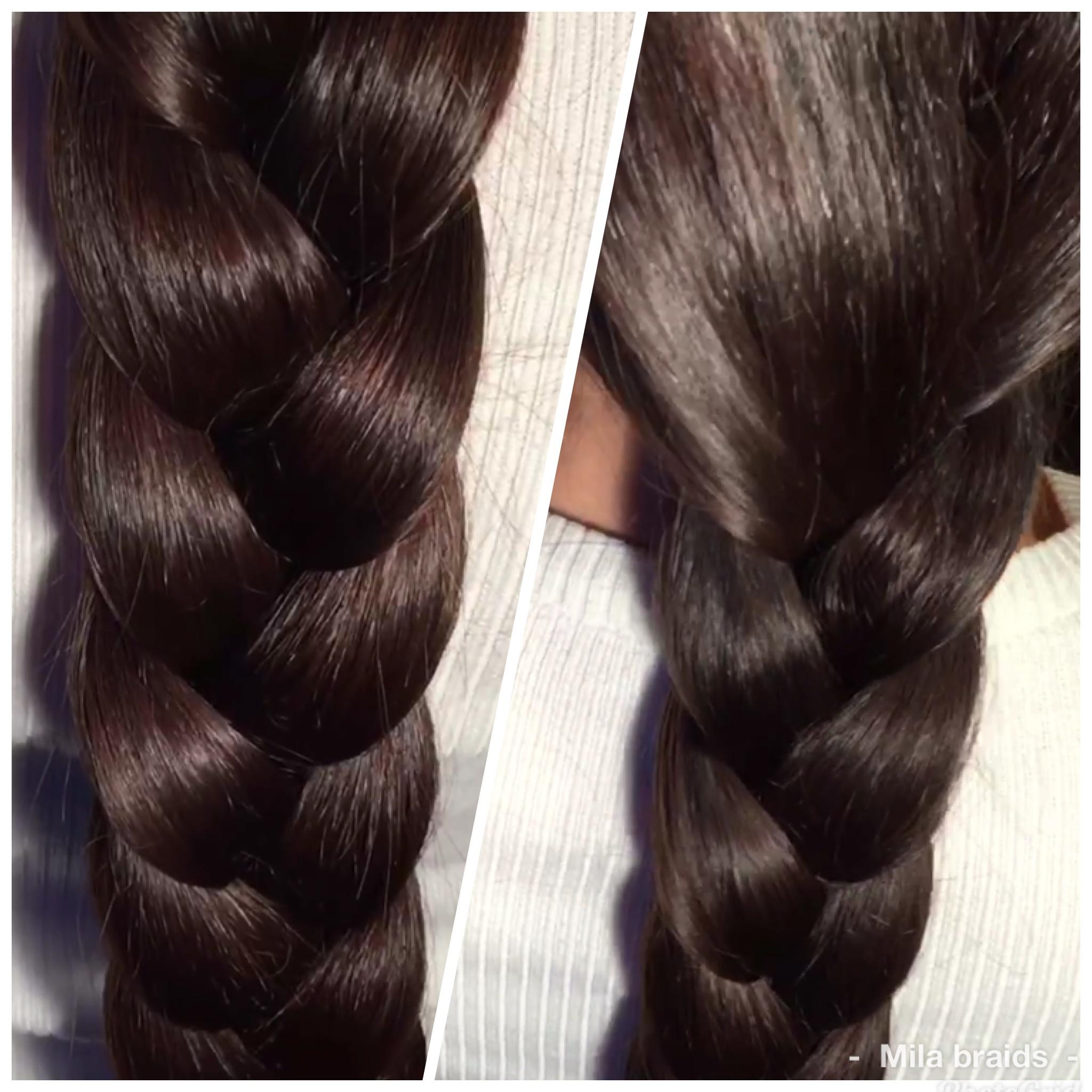 Mila braids