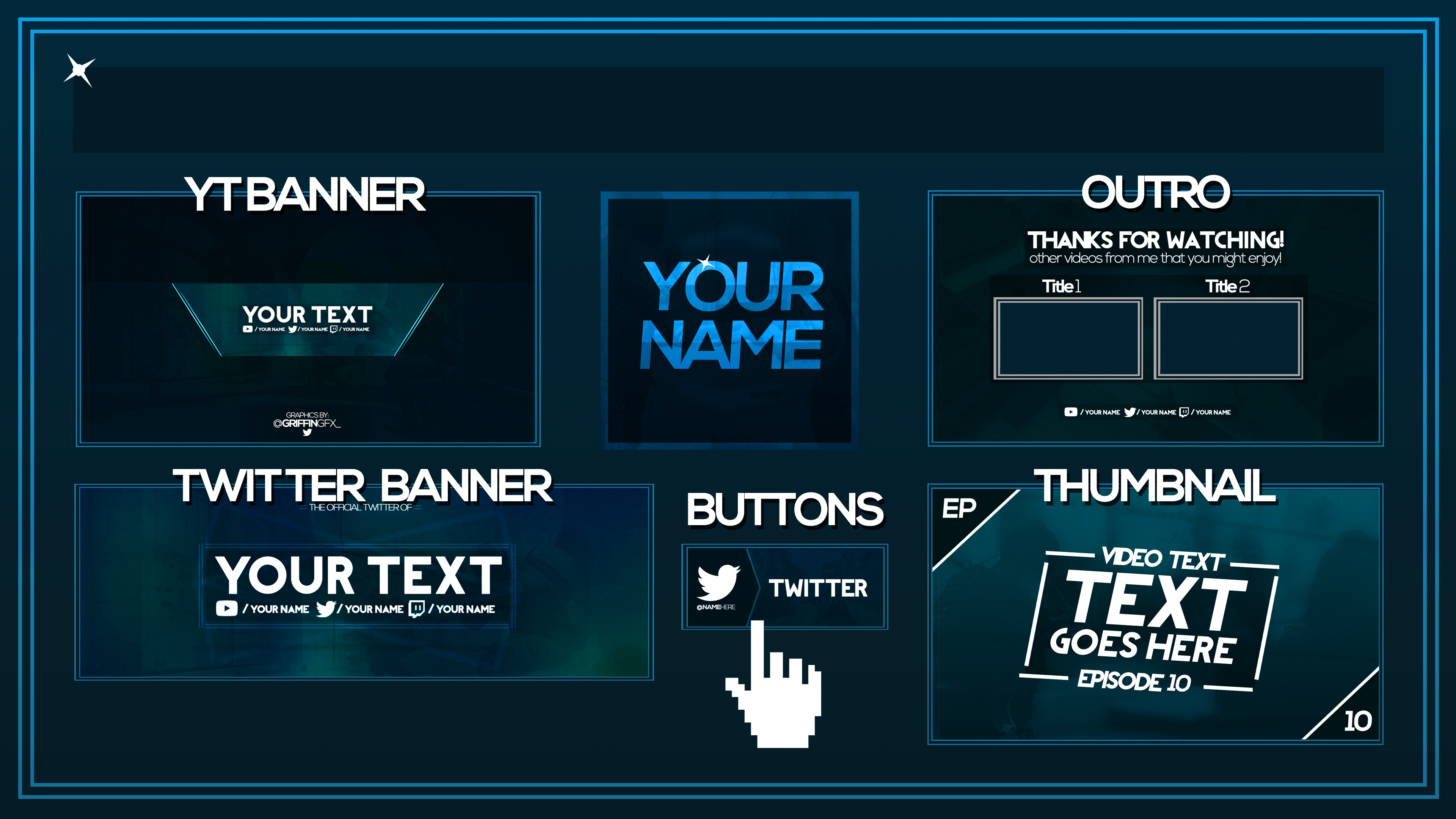 TEMPLATE PACK 1