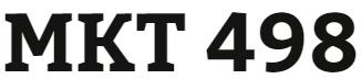 MKT 498 Week 5 Marketing Communications Plan Executive Summary