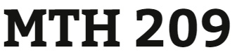 MTH 209 Week 5 Beginning and Intermediate Algebra, Ch. 12, Sections 12.1–12.4