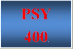 PSY 400 Week 1 Social Psychology Definition Paper