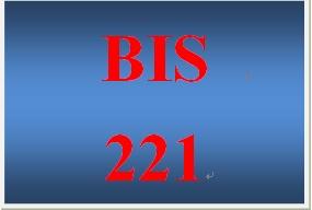 BIS 221 Week 2 Most Challenging Concepts
