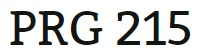 PRG 215 Week 1 Individual: Fix the Error