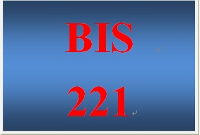 BIS 221 Week 1 participation Introduction to Information Systems, TG 2 Software