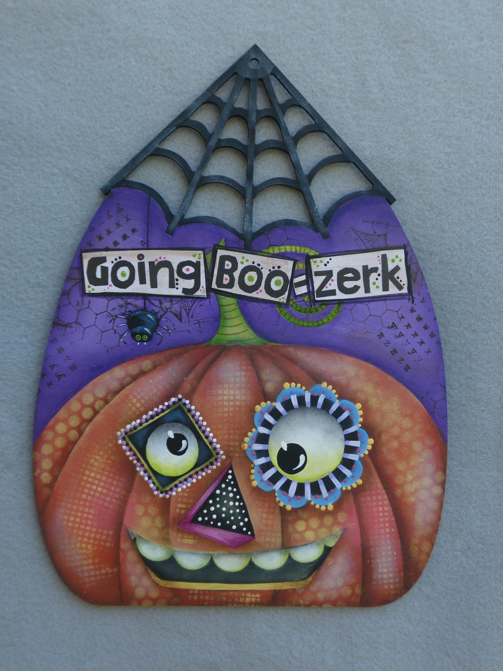 e594 Going Boo-zerk