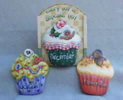 e416 Everyday Cupcakes - October/November/December