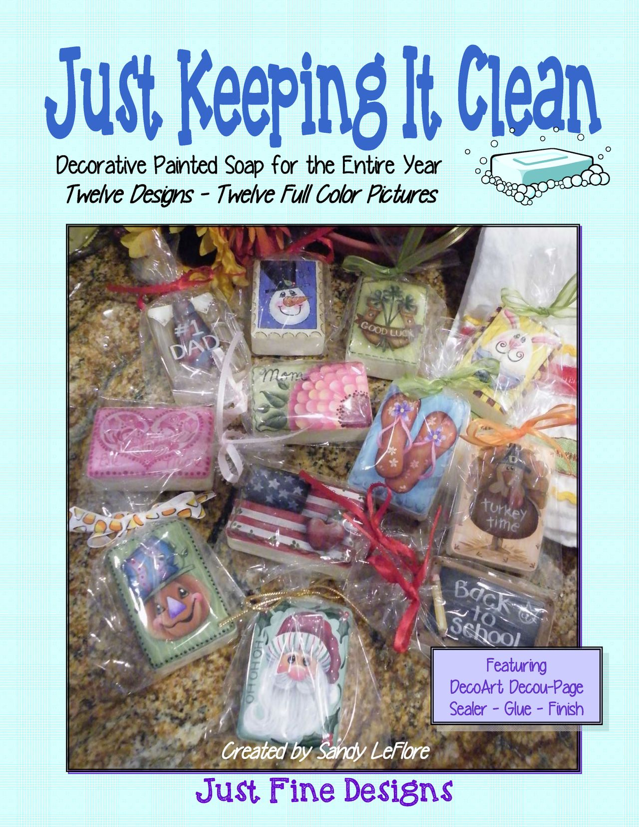 Just Keeping It Clean EBook